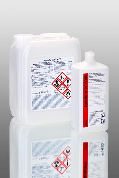 Дезинфекциращ и почистваш препарат за инструменти, оборудване и повърхности